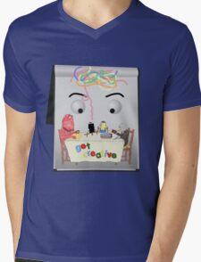 Don't Hug Me I'm Creative Mens V-Neck T-Shirt