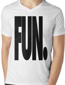 Fun. Mens V-Neck T-Shirt