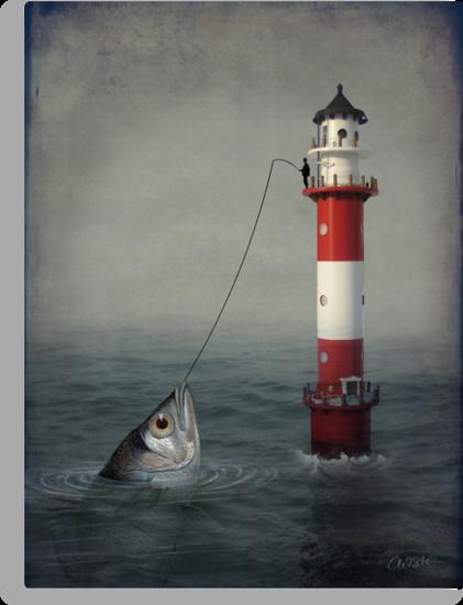 The Big Catch by Catrin Welz-Stein