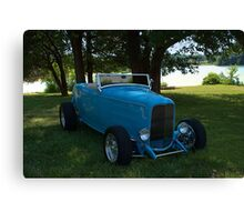 1932 Ford Roadster Hot Rod Canvas Print
