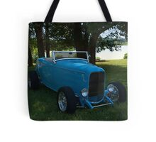1932 Ford Roadster Hot Rod Tote Bag