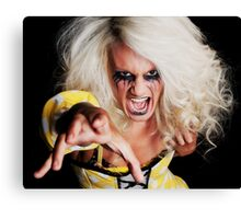 Scary Spice  (Not) Canvas Print
