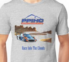 Pikes Peak Hill Climb Race into the clouds Unisex T-Shirt