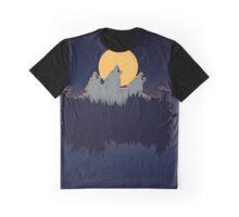 Midnight Sound Graphic T-Shirt