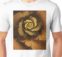 Gilded Flower Unisex T-Shirt