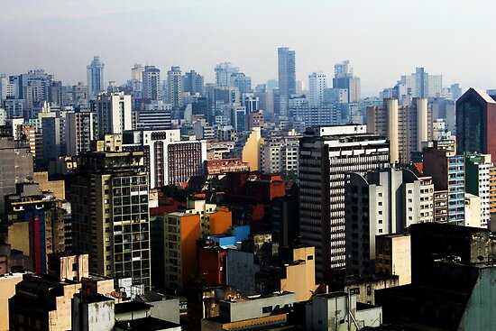 Sao Paulo by noslegof