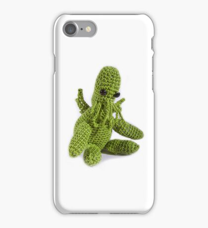 Little Knit Cthulhu iPhone Case/Skin