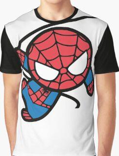 Crazy spider man Graphic T-Shirt