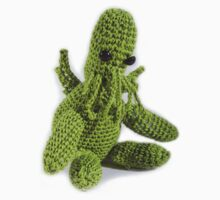 Little Knit Cthulhu One Piece - Short Sleeve