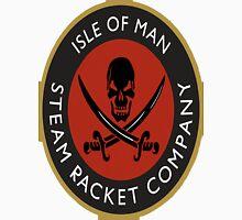 Isle of Man Steam Racket  Unisex T-Shirt