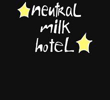 Neutral Milk Hotel (Everything Is) - White on Black Version Unisex T-Shirt
