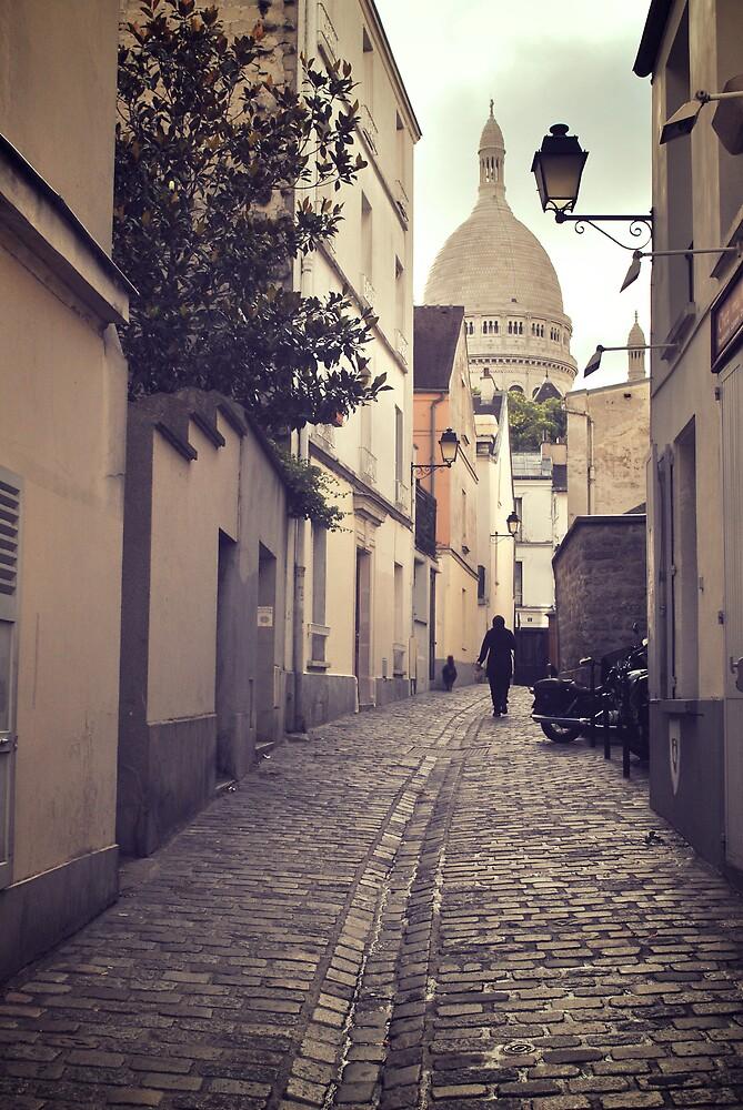 Montmartre by Nicholas Coates