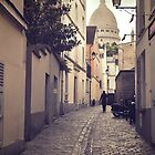 Montmartre by Nick Coates