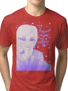 Luna Lovegood - Nargles Tri-blend T-Shirt