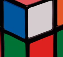 Rubik cube Sticker
