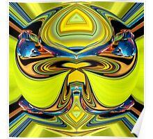 ALF (alien-life-form) 004 Poster