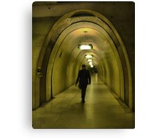 The Paris Underground ( 3 ) Canvas Print