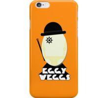 Clockwork Orange Eggy weggs iPhone Case/Skin