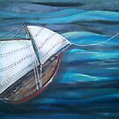 SAILBOAT DREAMS by Lynn Wright