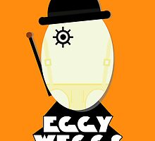 Clockwork Orange Eggy weggs by GordonBDesigns