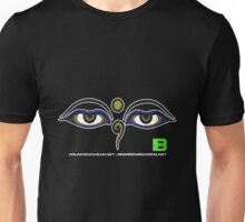Crunk Eco Wear | Be Green Records Merch | Buddha Eyes 11 Unisex T-Shirt
