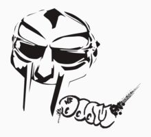 MF DOOM Shirt - The Mask Kids Clothes