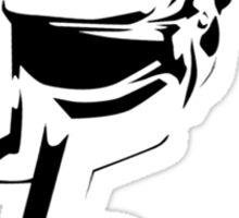 MF DOOM Shirt - The Mask Sticker