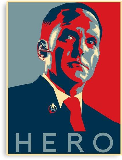 Hero by Caroline Kilgore