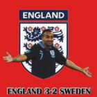 England 3-2 Sweden, Theo Walcott by Sam Stringer