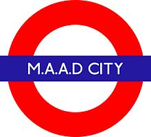 M.a.a.D City by vintage-shirts