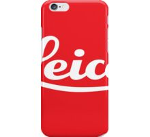 Leica Camera iPhone Case/Skin