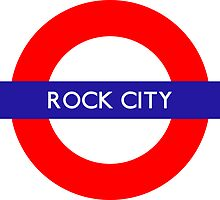 Rock City by vintage-shirts