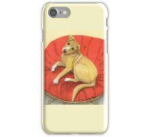 Pitbull Lab Mix Puppy Dog Cathy Peek Pets iPhone Case/Skin