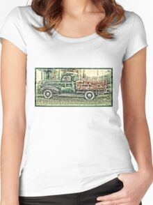 TRUCK 616 Women's Fitted Scoop T-Shirt