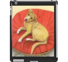 Pitbull Lab Mix Puppy Dog Cathy Peek Pets iPad Case/Skin