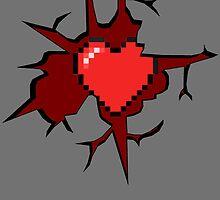 8-bit hearth by SrGio