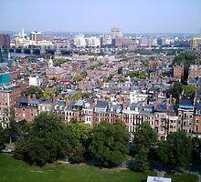 Boston Beacon Hill by TWCreation