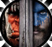 Warcraft: The Beginning  Sticker