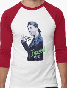 Got7 - Jackson Men's Baseball ¾ T-Shirt