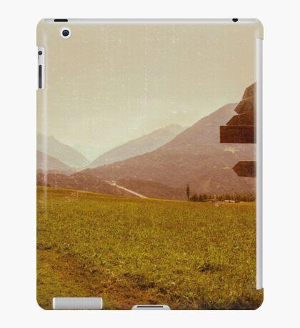 Vintage Holiday iPad Case/Skin