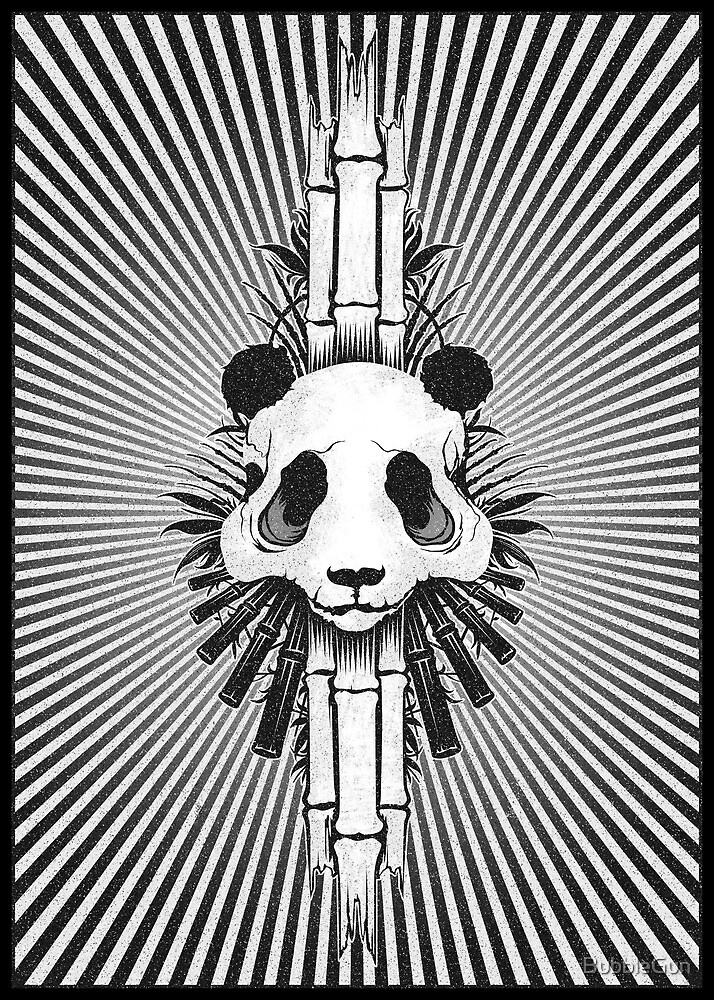 Bamboo Bones by BubbleGun