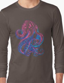 Curls Long Sleeve T-Shirt