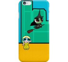 It's time to try defying gravity. iPhone Case/Skin