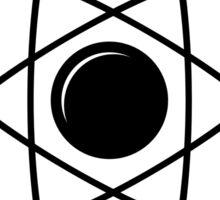 Simple Atom II Sticker
