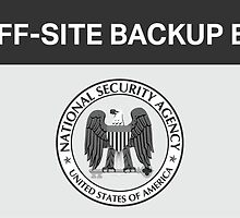 NSA - Off-Site Backup by jpuk