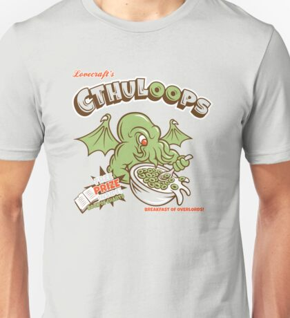 Cthuloops (Original)  Unisex T-Shirt