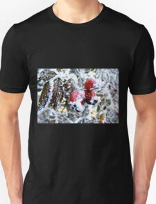 Frosty Berries Unisex T-Shirt