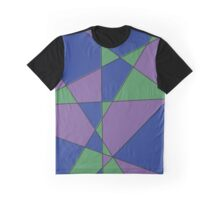 Cold Colors Graphic T-Shirt