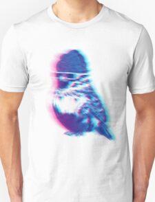 Bird Hair Day Unisex T-Shirt
