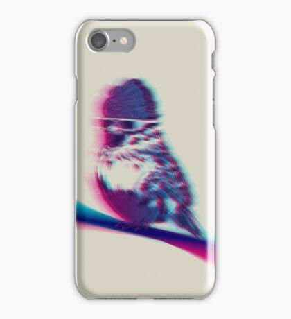 Bird Hair Day iPhone Case/Skin